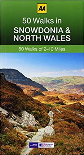 Book review - 50 Walks in Snowdonia and North Wales