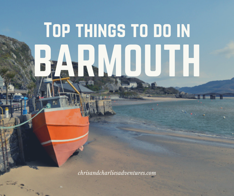 The top things to do in Barmouth, North Wales.