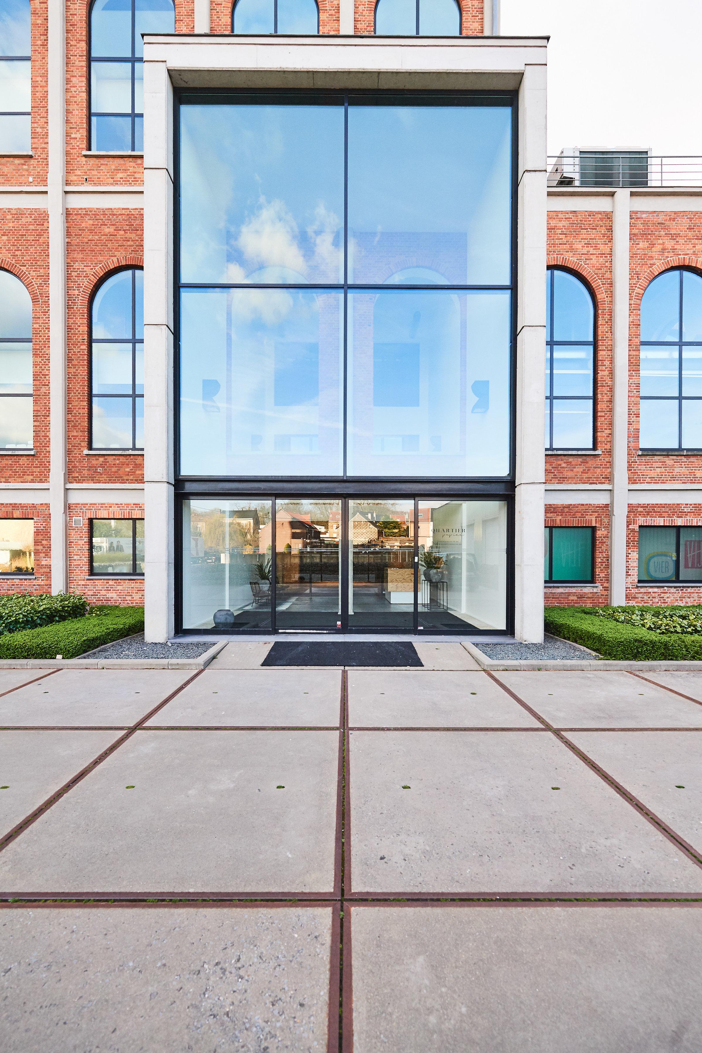 Entrance - Outside view