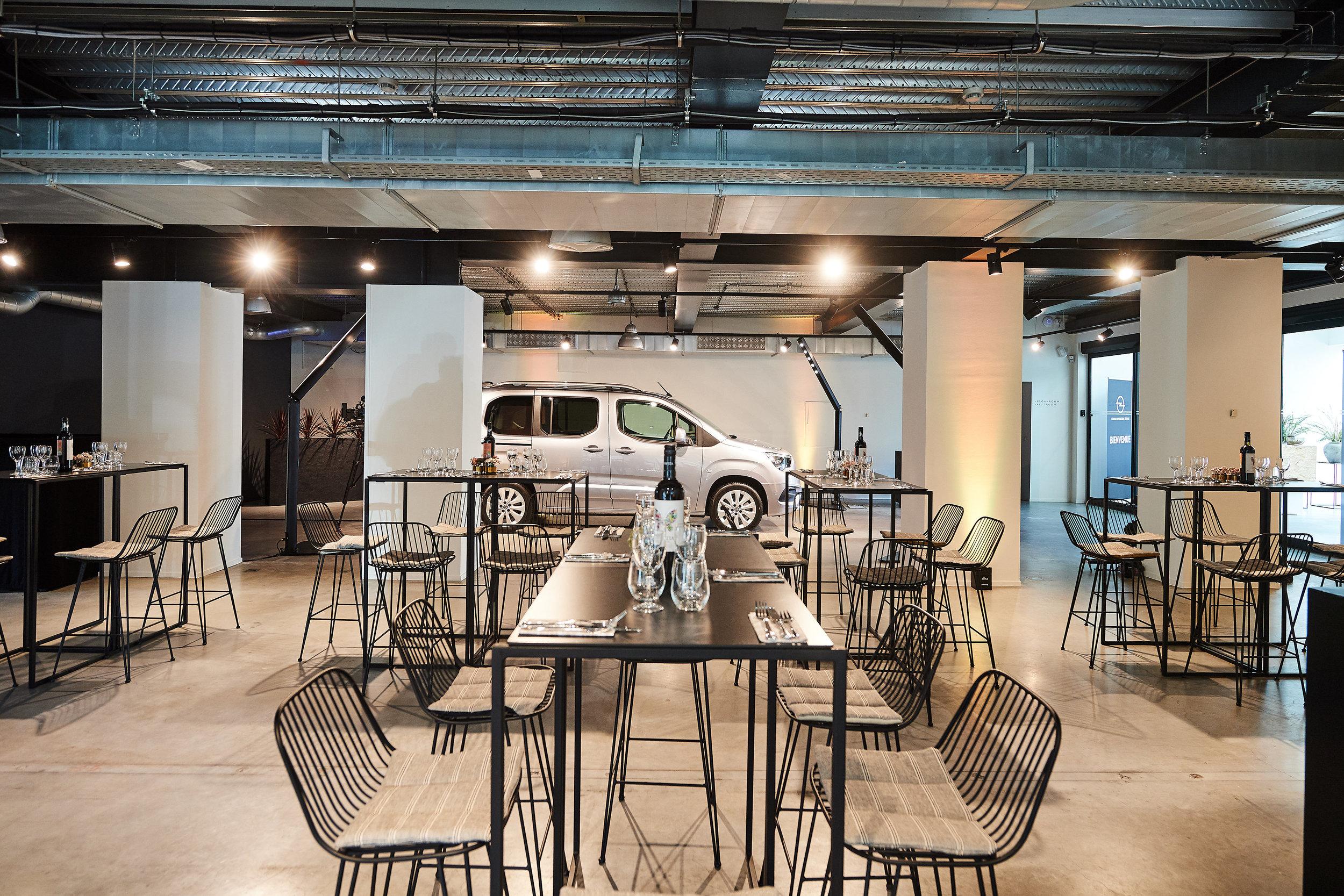 Ground floor - Soie - Car presentation