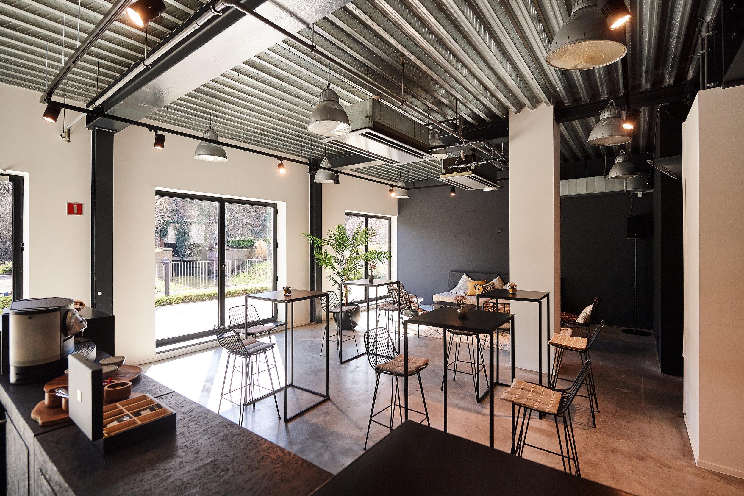 Ground floor - Soie - Reception