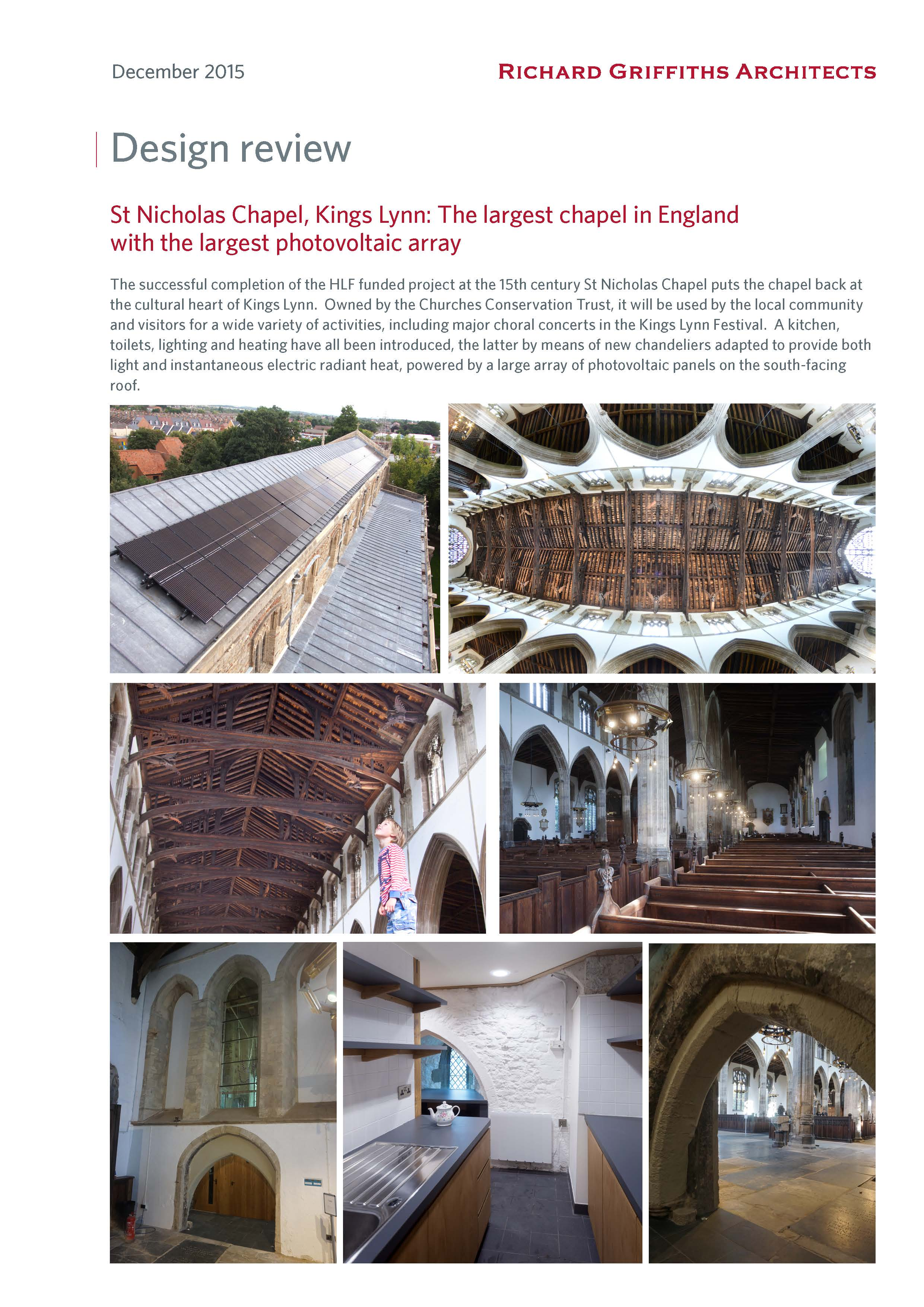 Design Review, December 2015