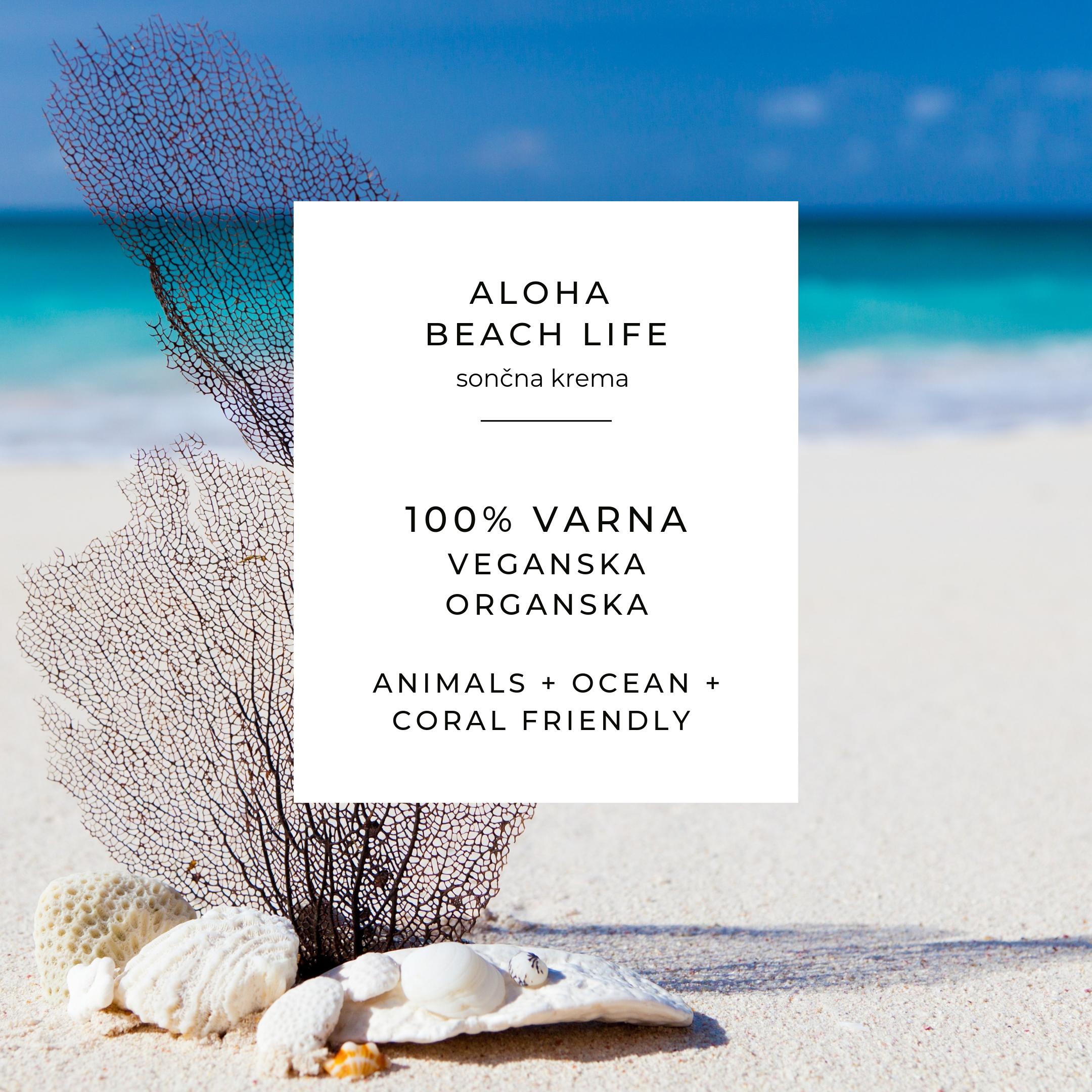 aloha beach life soncna krema prednosti