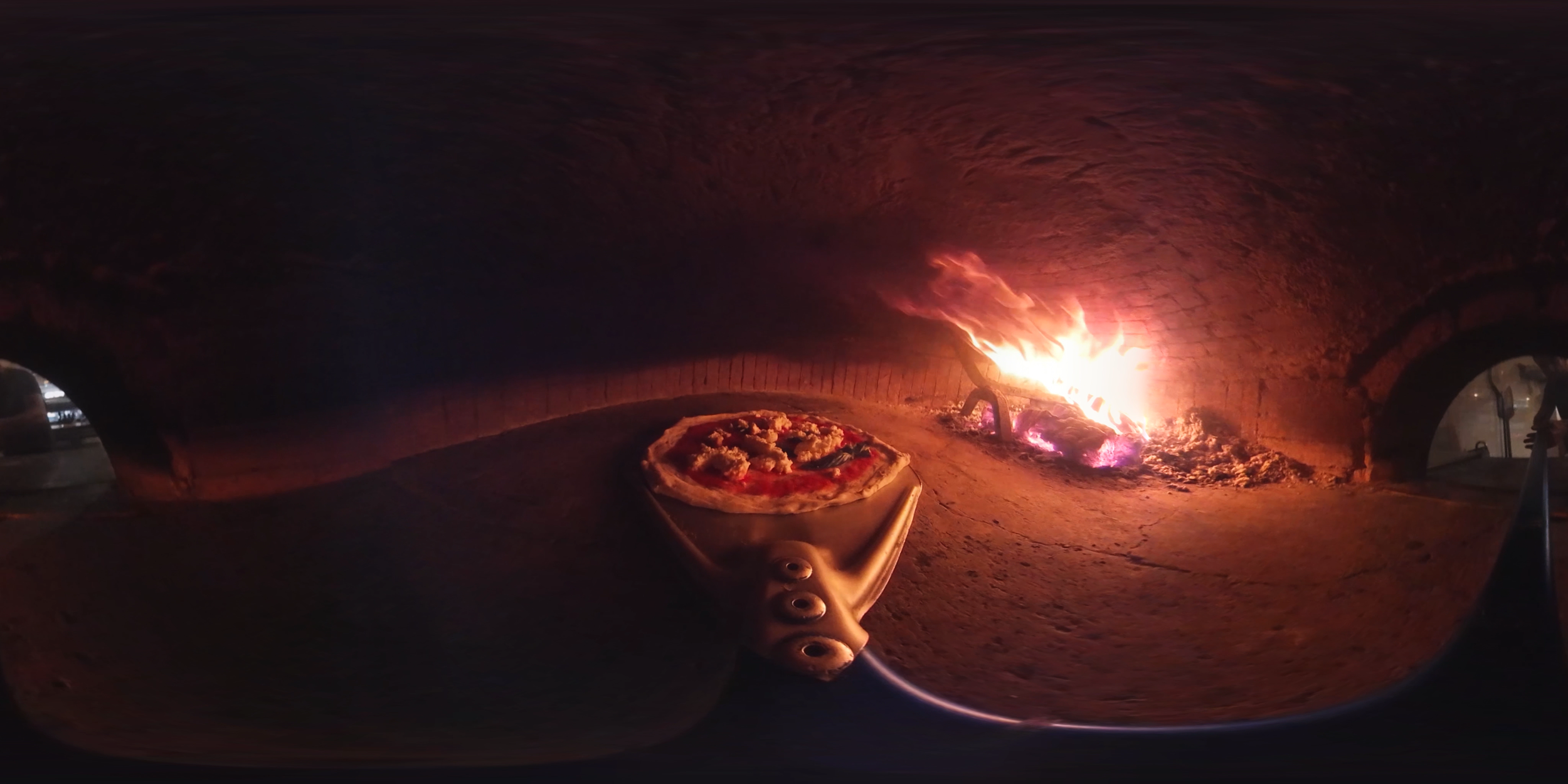 Food Network VR Pizza