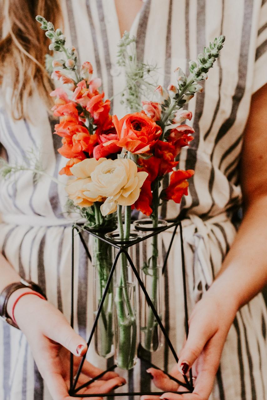 Blogger Floral Design Workshop