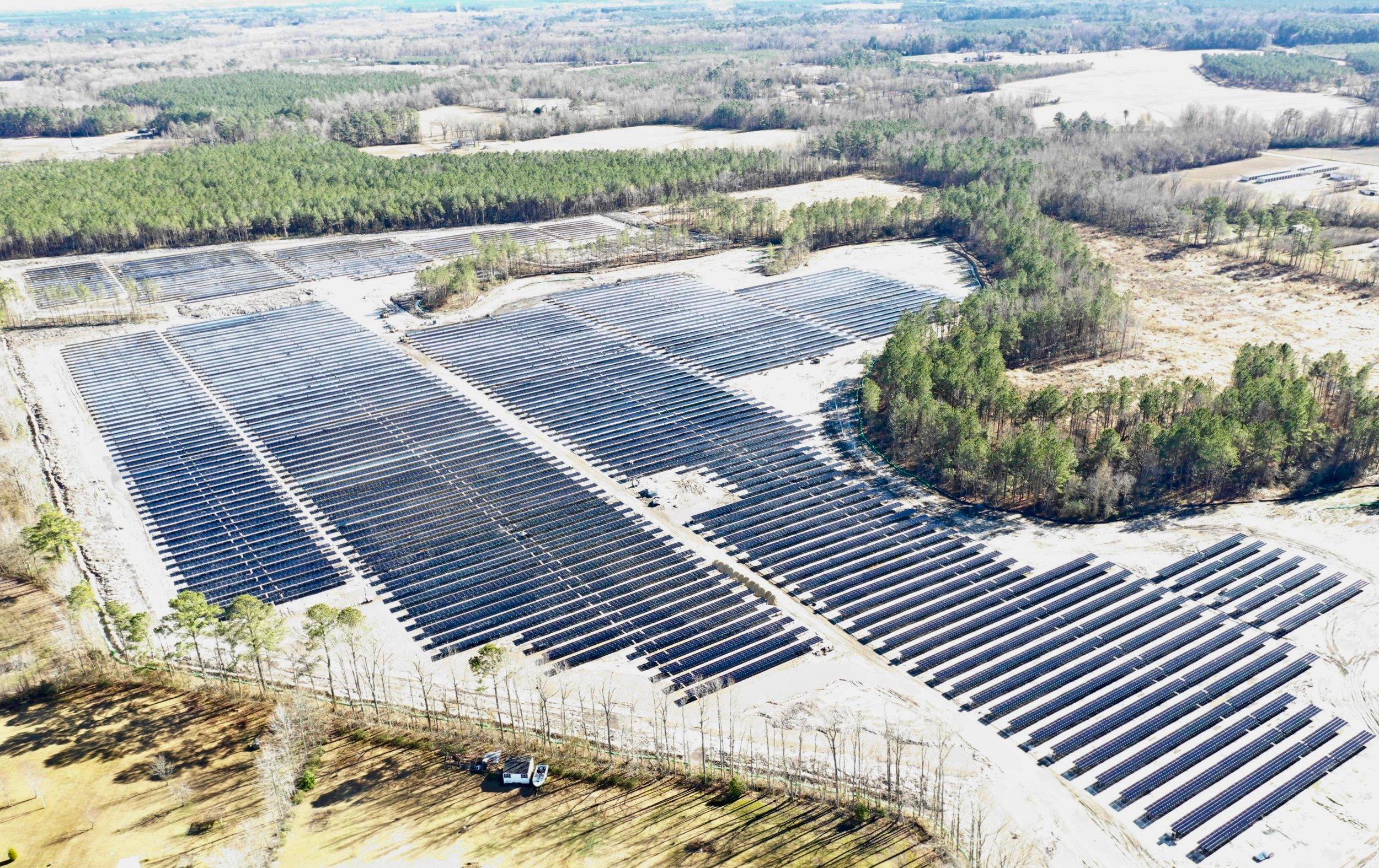 Hexagon Energy And Cypress Creek Renewables Celebrate The