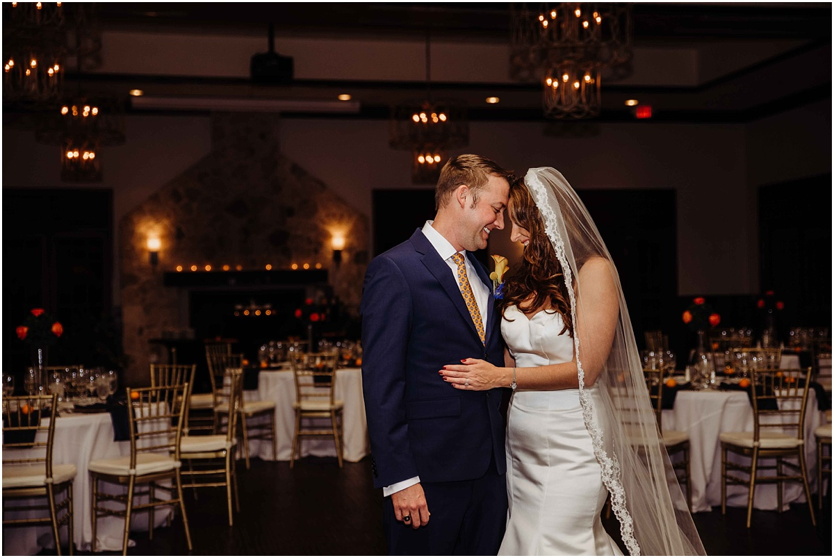 international polo club palm beach wellington reception first dance bride groom