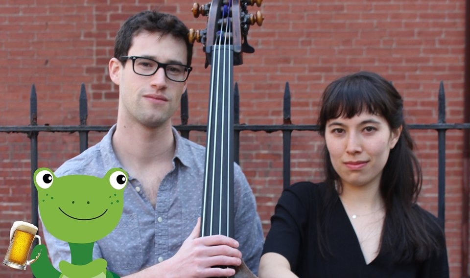 Treble Bass & Beer - Friday, October 11, 7:30pm - 9:30pmDepart to a concert experience where colorful extremes are unified in expressive new ways. Join us as we partner with Original Gravity Concert Series to showcase the music of the Departure Duo. Praised for their