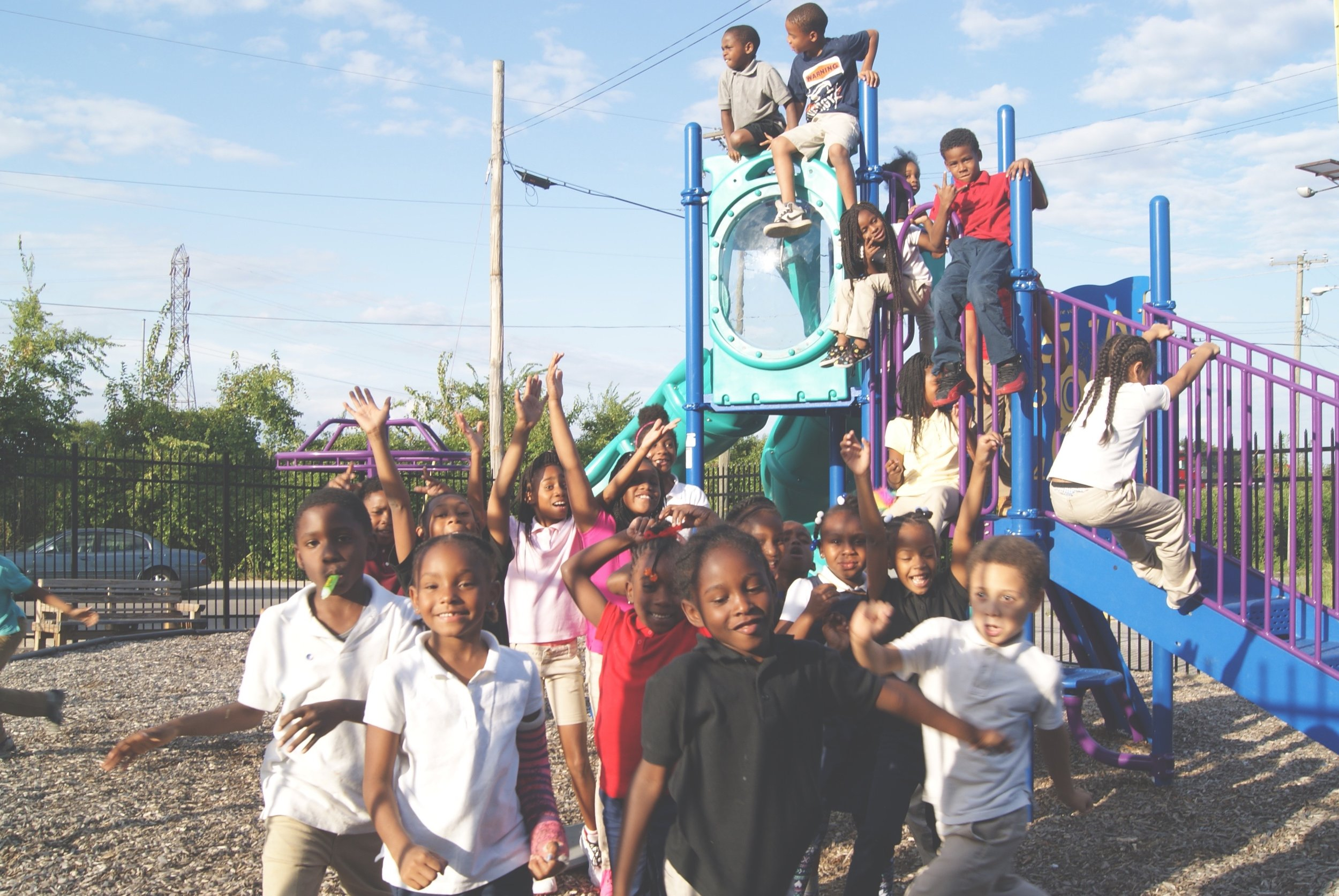 2017  | Doubled the number of students we serve in after school programs, grew sports leagues, and added summer employment opportunities in Humphreys Street, our social enterprise.
