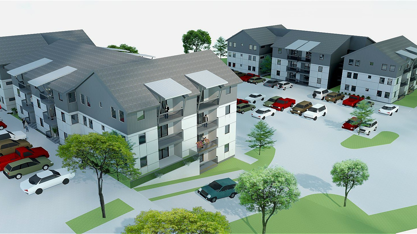 - Buffalo Valley Apartments