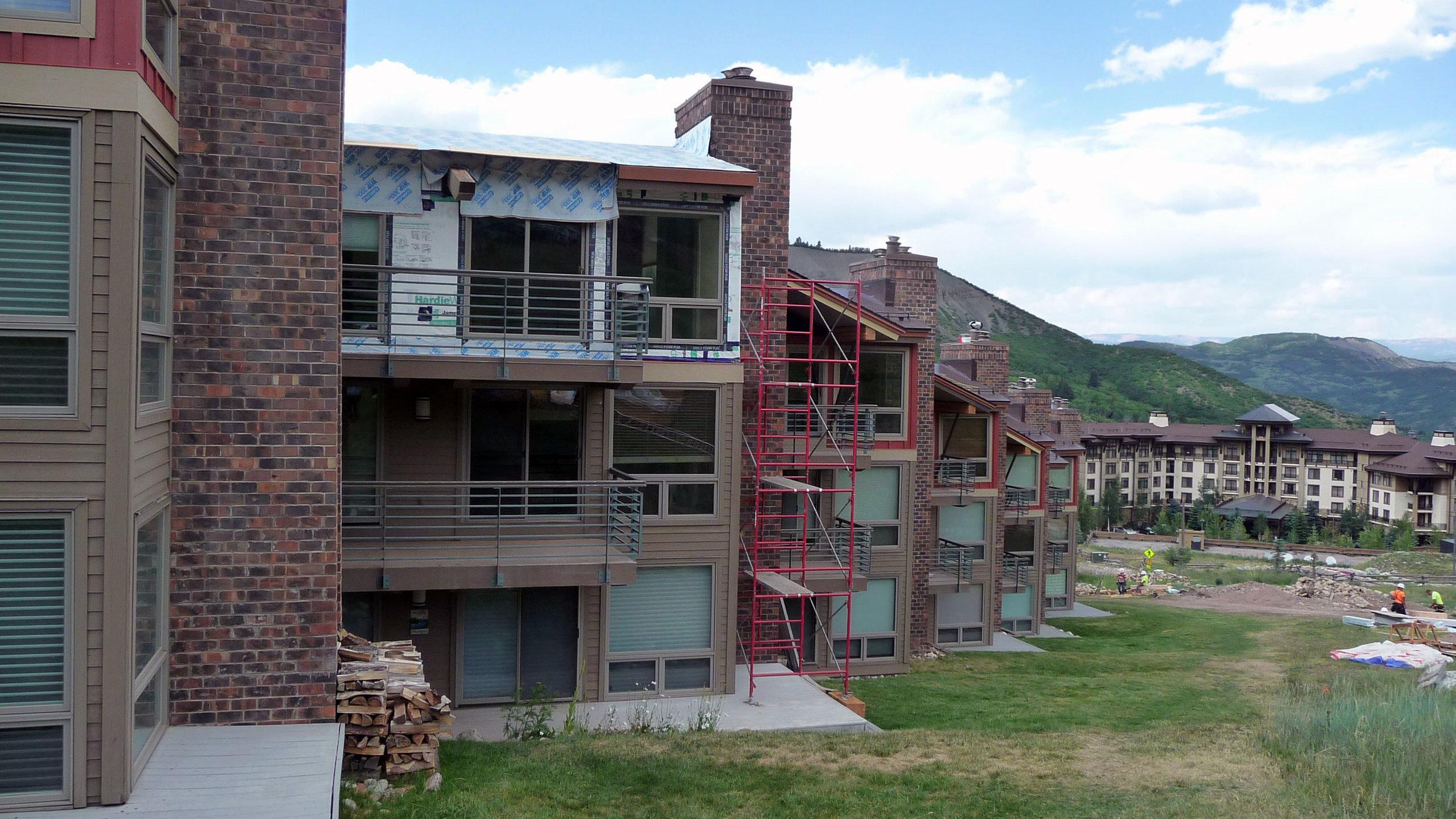 - Enclave Condominiums