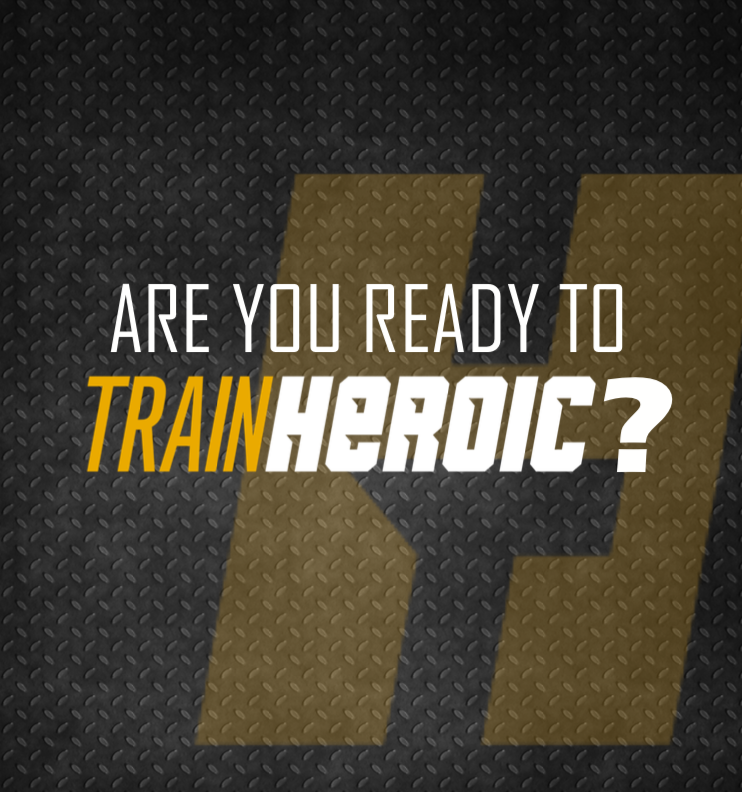 START YOUR TRAIN HEROIC PROGRAM WITH A FREE 21 DAY TRIAL