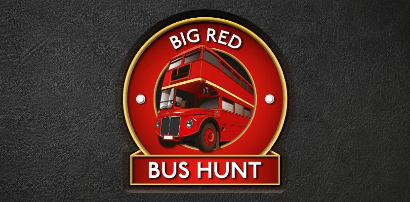 Big Red Bus Hunt treasure hunt