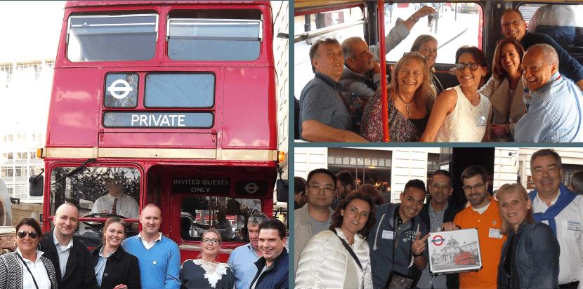Big Red Bus Hunt treasure hunt photos