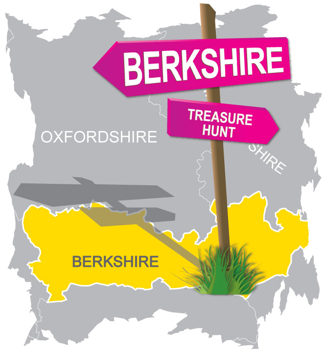treasure hunt berkshire