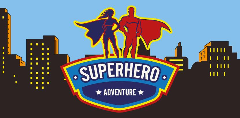 Superhero Adventure Treasure Hunt