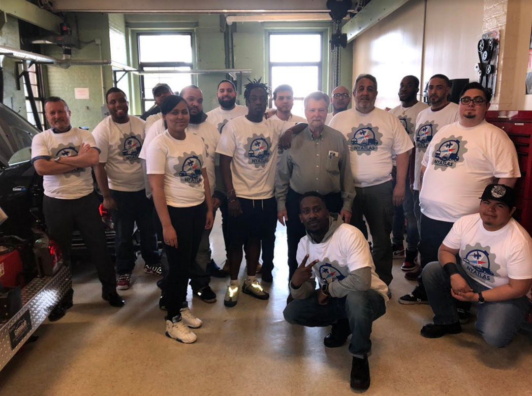 Spring 2018 Graduating Class of 60 Hour Auto Technicians! -