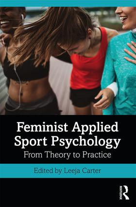 Grab my new book on Feminist Applied Sport Psychology! - With an emphasis on women and transwomen athletes and exercisers of color, Feminist Applied Sport Psychology: From Theory to Practice introduces the reader to feminist, black feminist, and womanist sport psychology, offering an alternative and powerful approach to working with athletes.