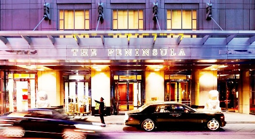 The Peninsula Hotel, Chicago
