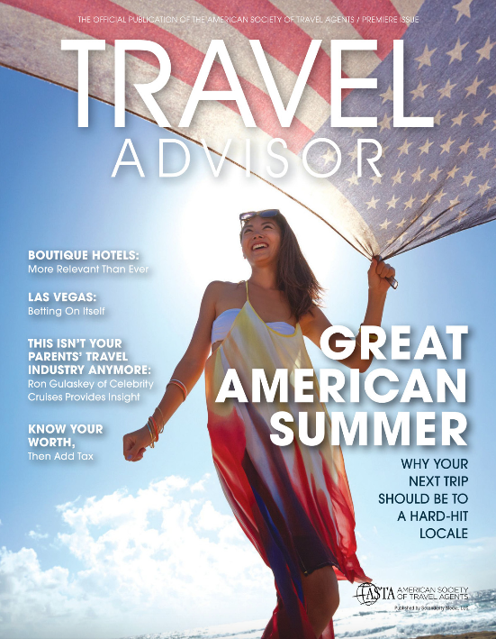 Jay Ellenby is featured in the first edition of ASTA Travel Advisor. He gives insider tips on building loyal corporate travel partners. Click here to view the full article.