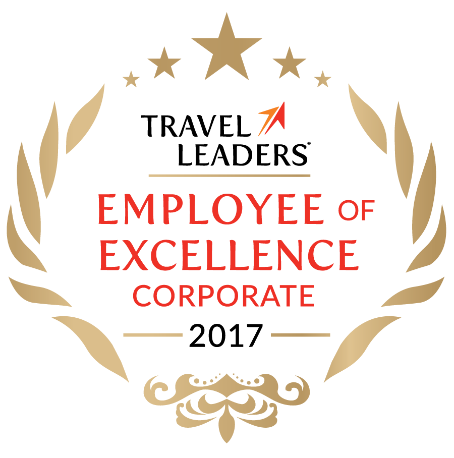 Travel Leaders - Employee of Excellence - Sandy Armstead - 2017