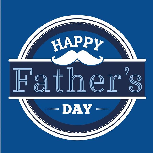 Celebrating all of the fathers today! #HappyFathersDay