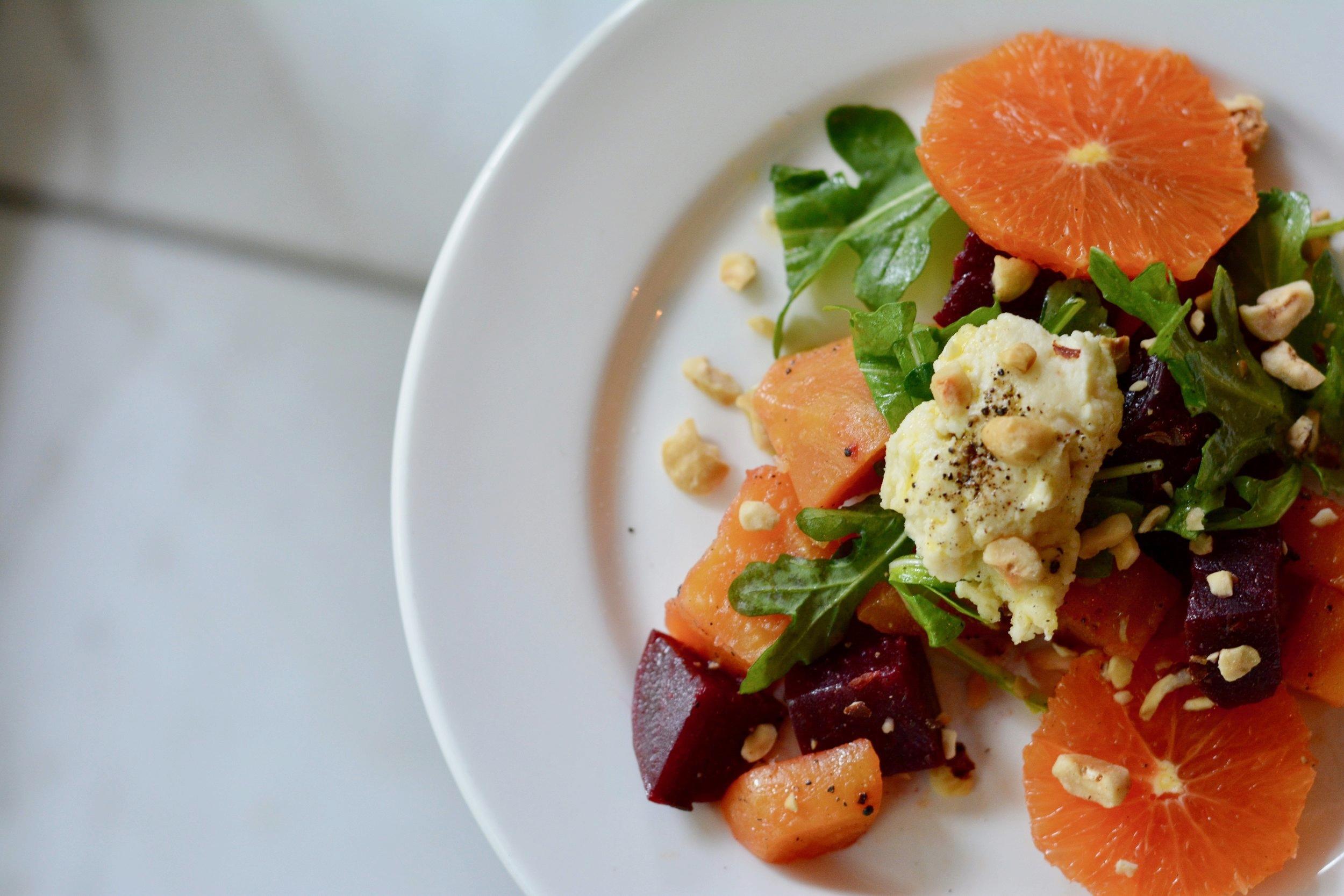 Nel Centro  - seasonal salad