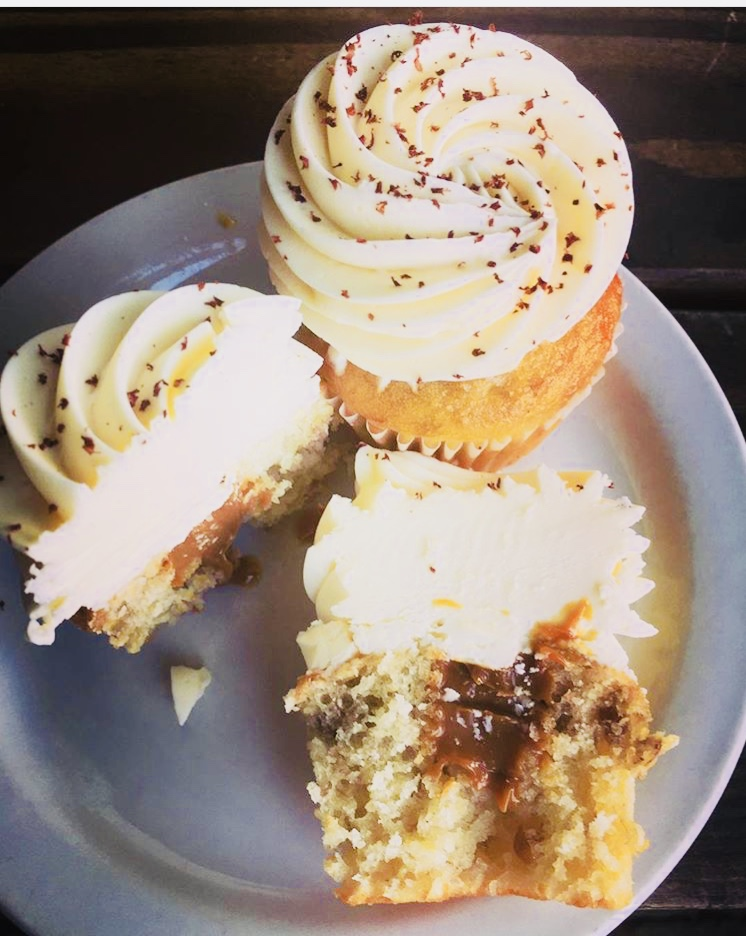 New Cascadia  - the breads and baked goods here are as good as or better than traditional bakeries