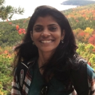 Abbiramy Arumugam    Abbiramy is a biomedical engineer, working with a multinational health-tech company. She conducts clinical validation studies for patient monitoring devices and is passionate about the clinical adoption of Advanced Medical Technologies.