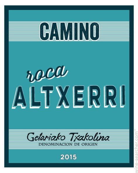 Roca Altxerri Getariako Txakolina $14.99 (currently available at our Waldo & Westport location)