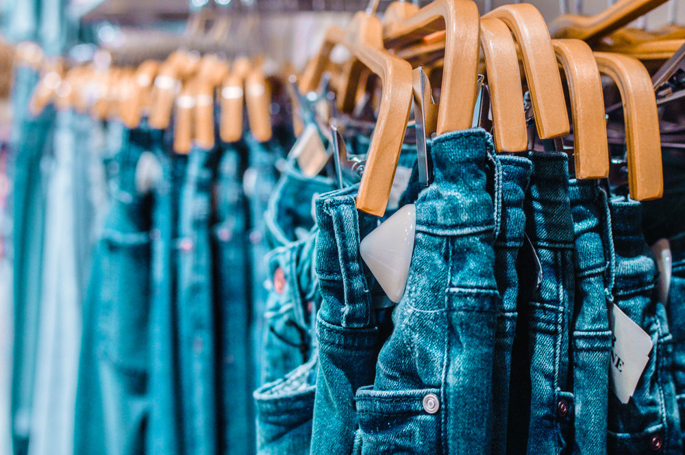 - 2 billion pairs of jeans are sold every year.