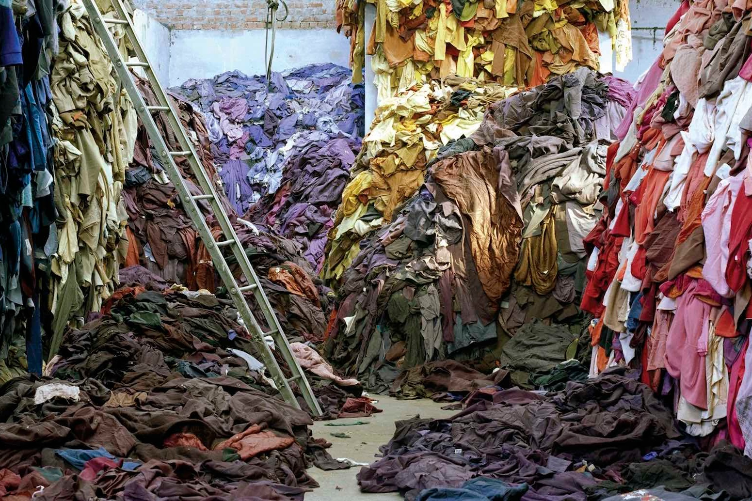 - 80 billion garments are made each year — 11 x the global population