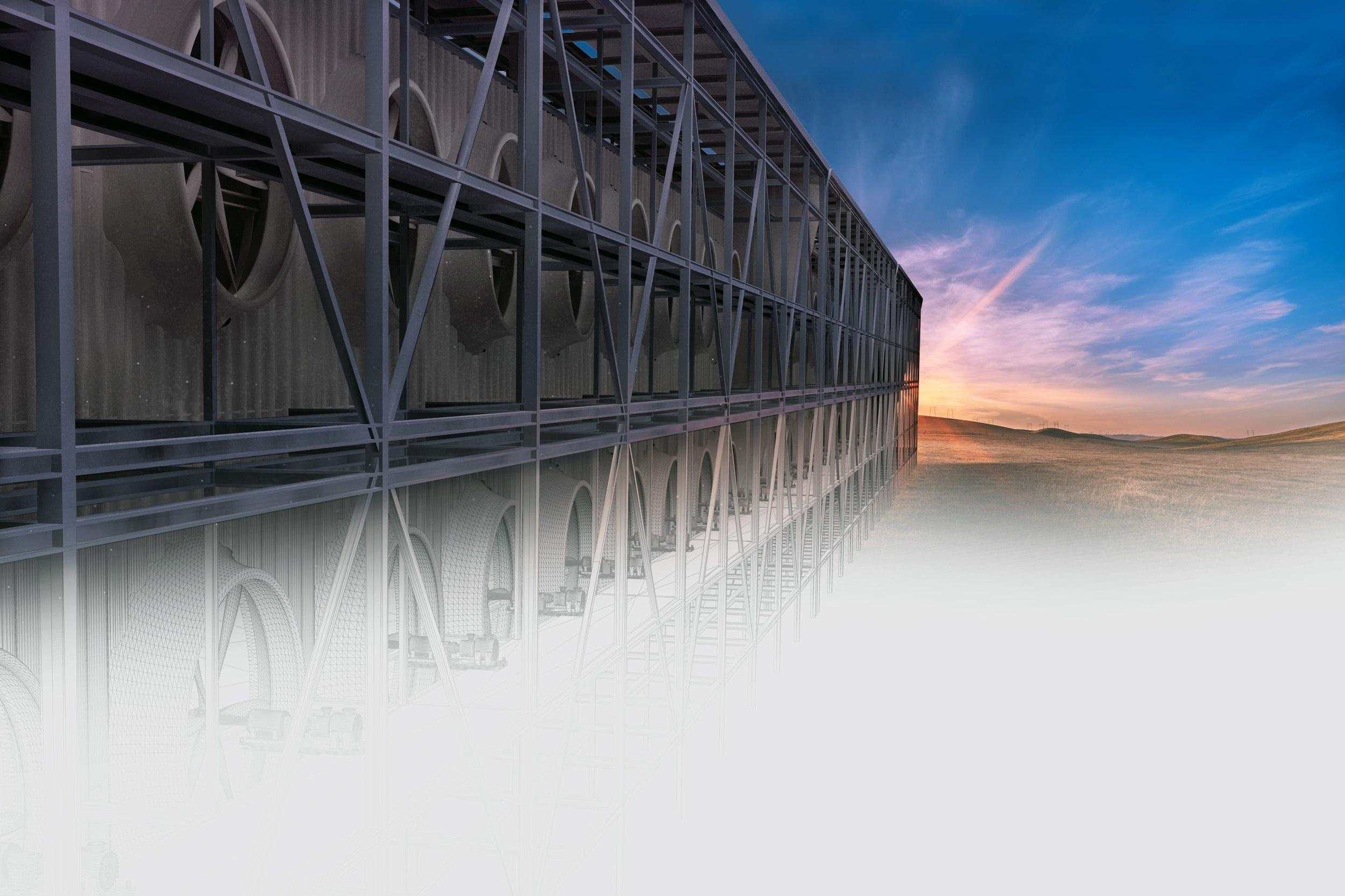 Carbon ENgineering - https://carbonengineering.com