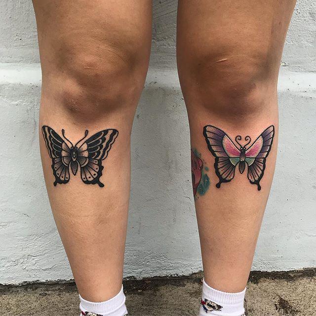 butterflies for @carlyepagano 🦋 thank you friend!