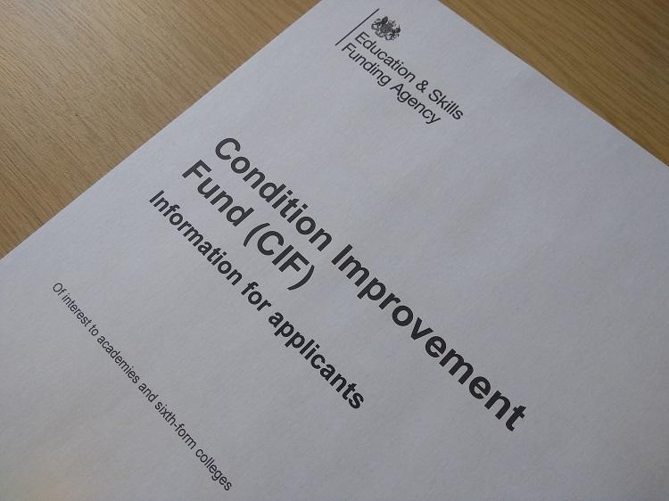 Condition Improvement Fund (CIF)