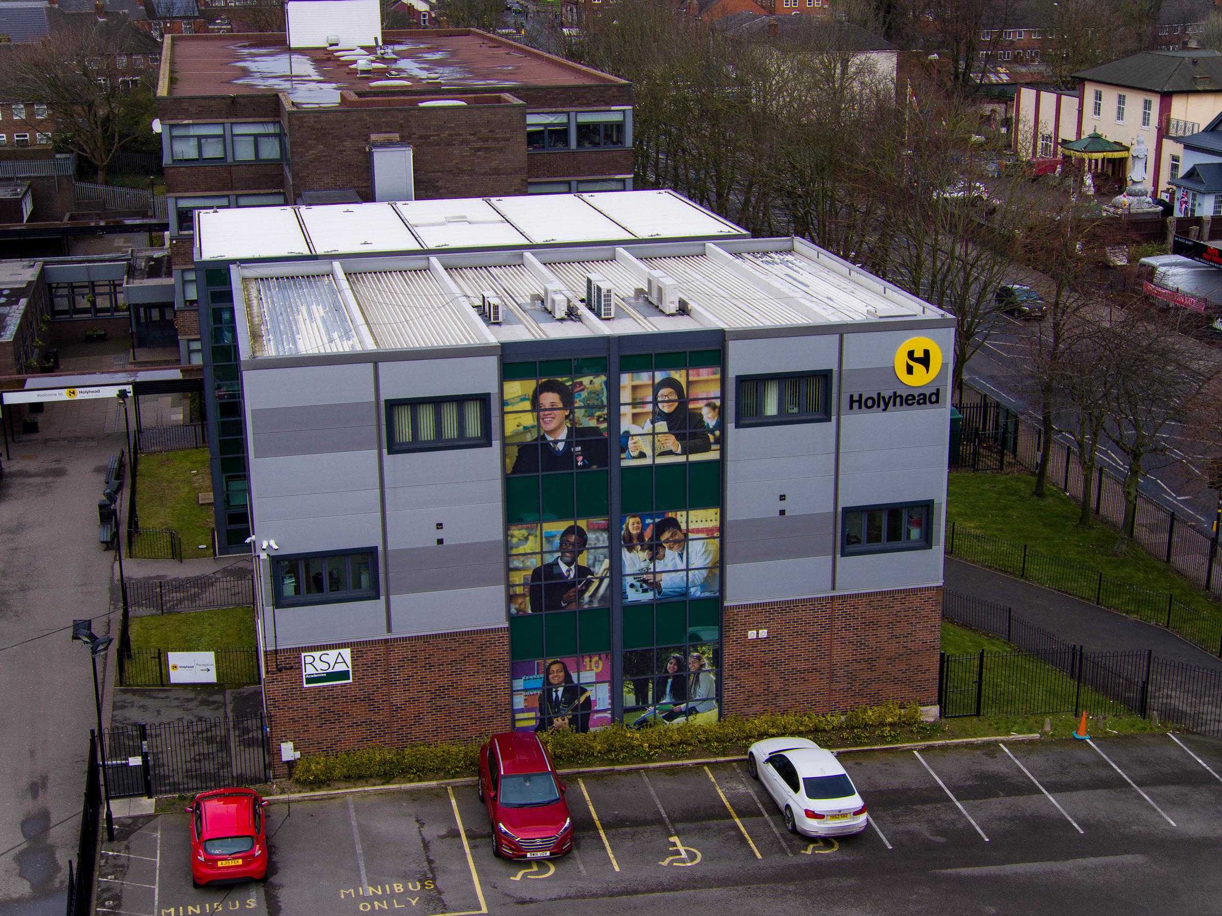 Holyhead School