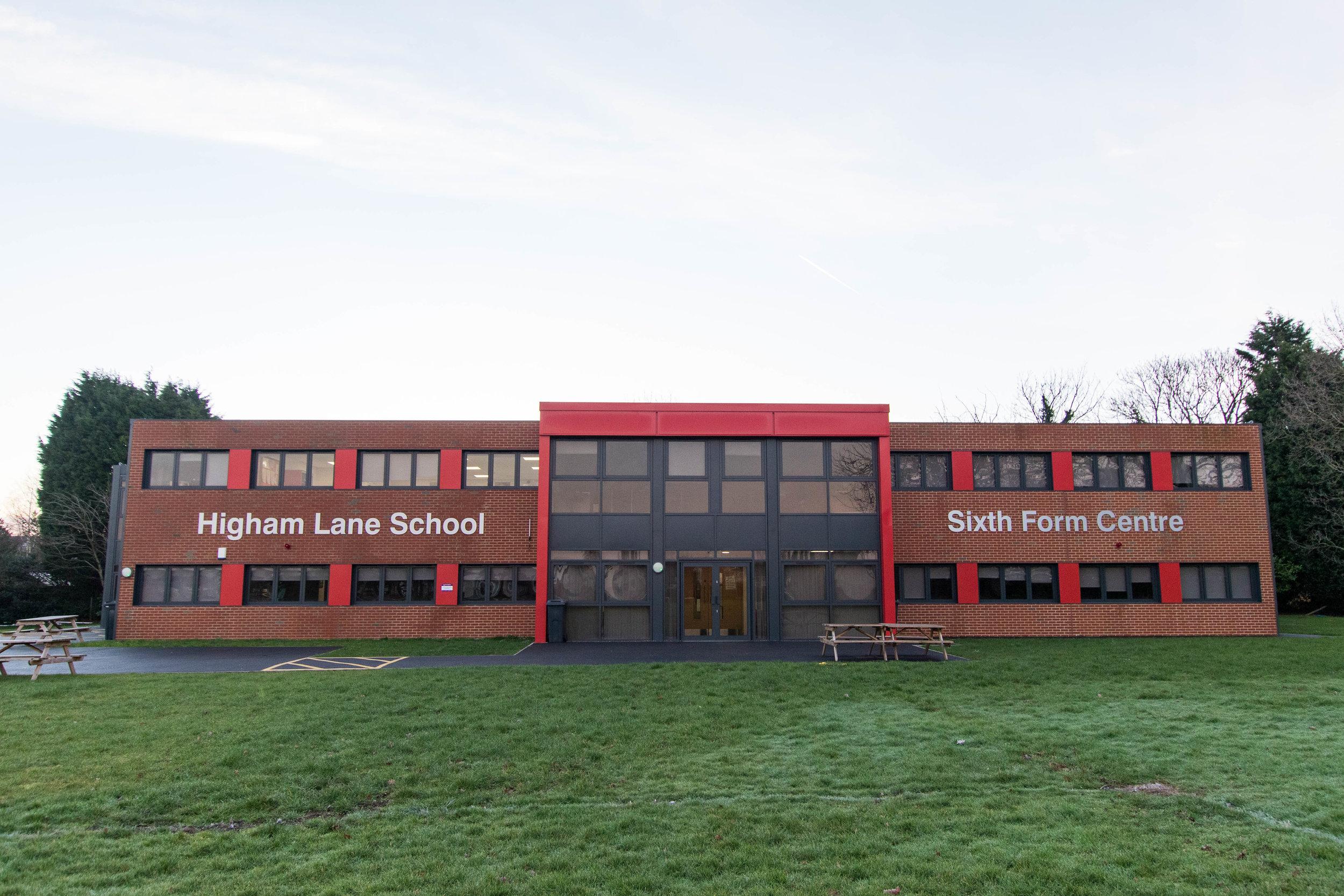 Higham Lane School