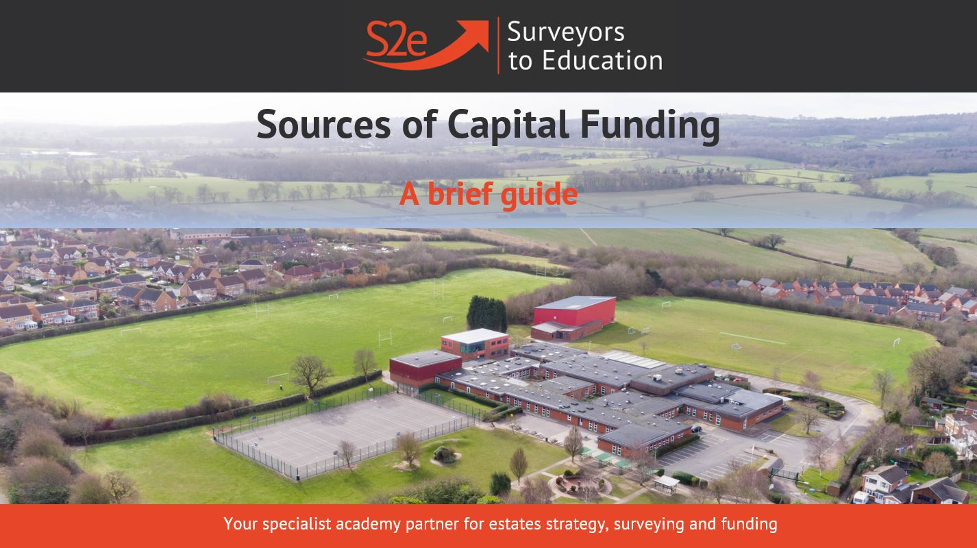 Sources of Capital Funding - A brief guide