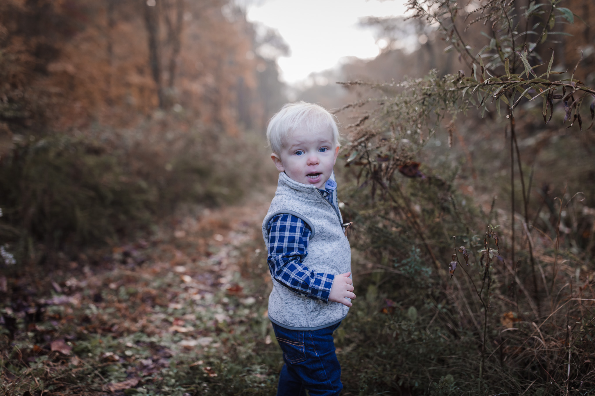 one year old boy photo