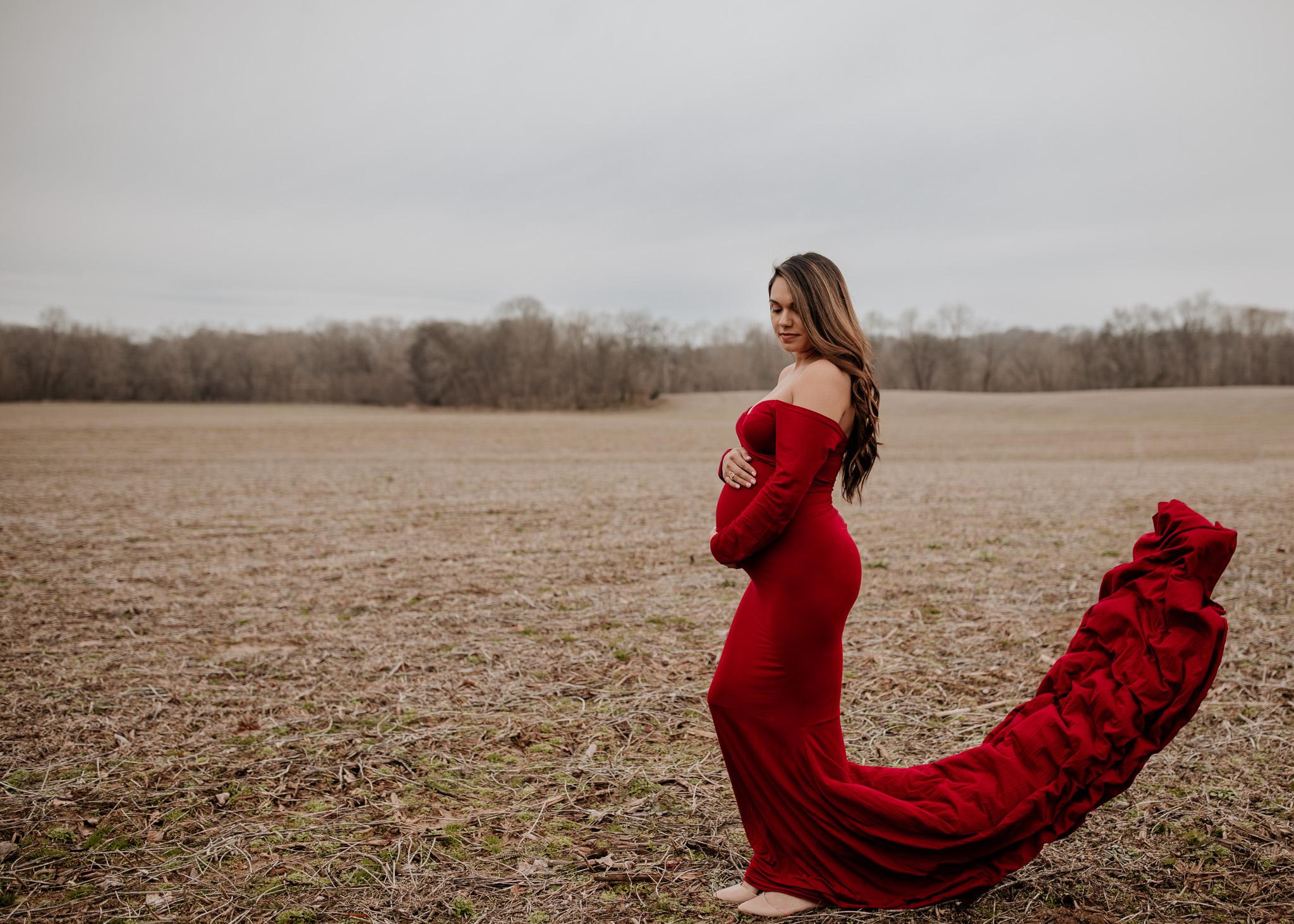 maternity dress photo