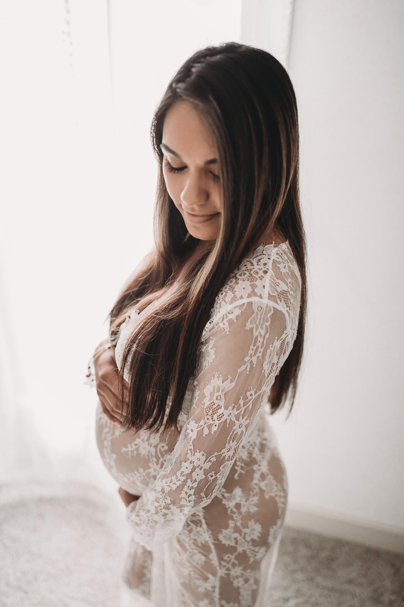 maternity indoors