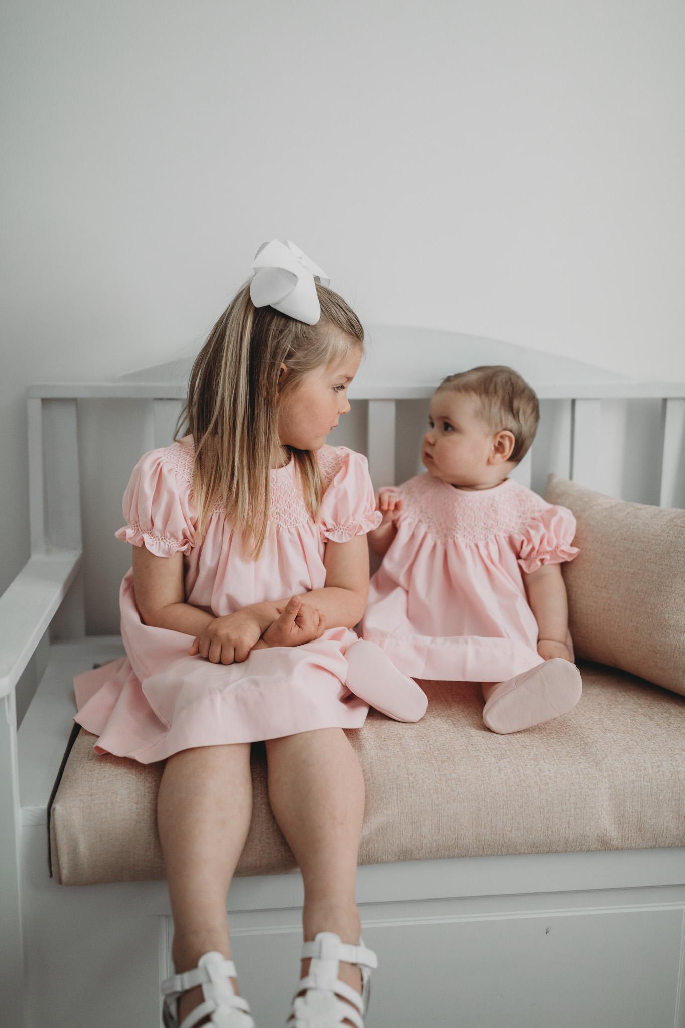 Big Sister and Baby Sister