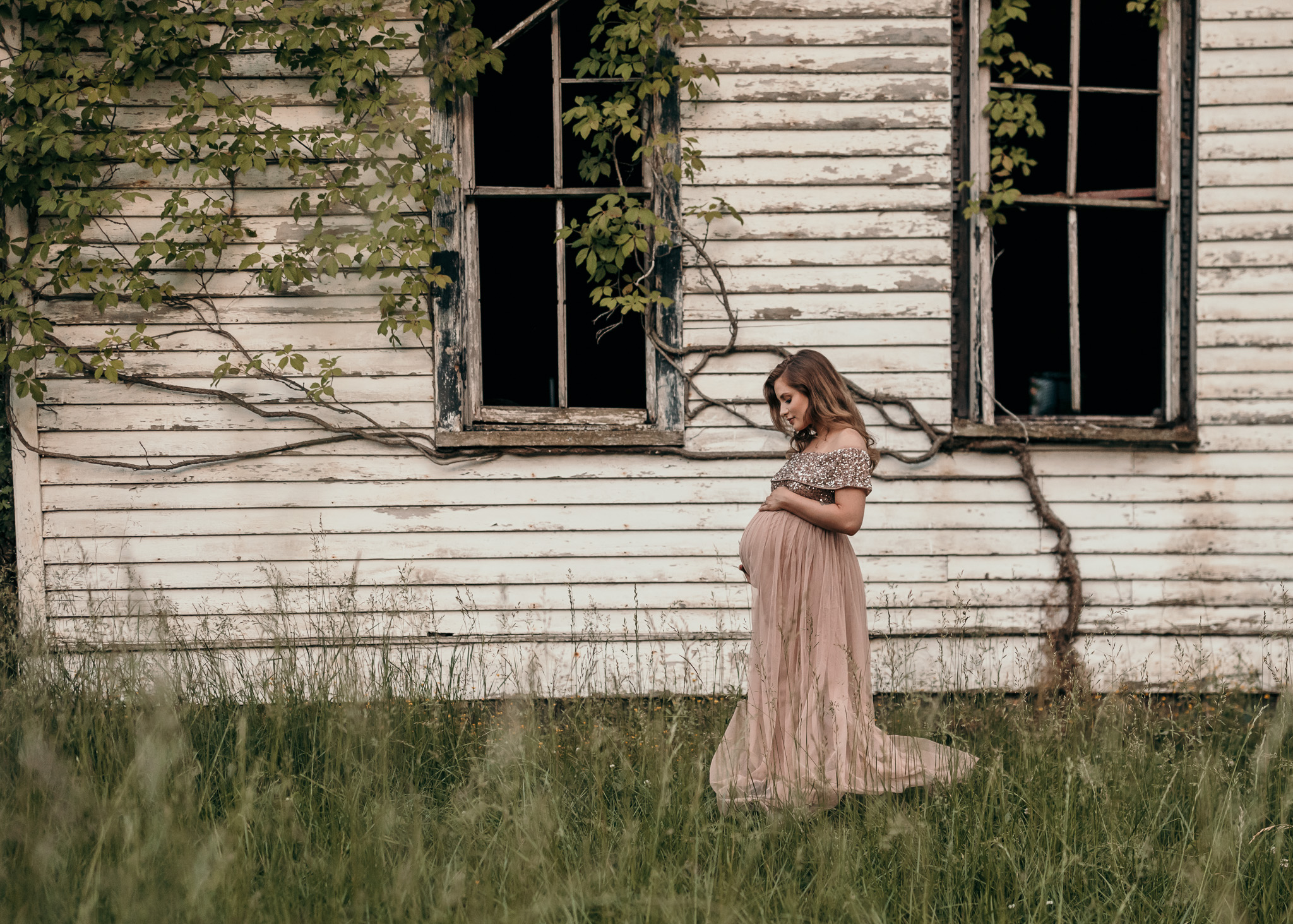 maternity dress for photos