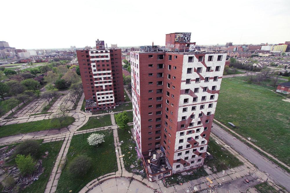 brewster-douglass housing projects
