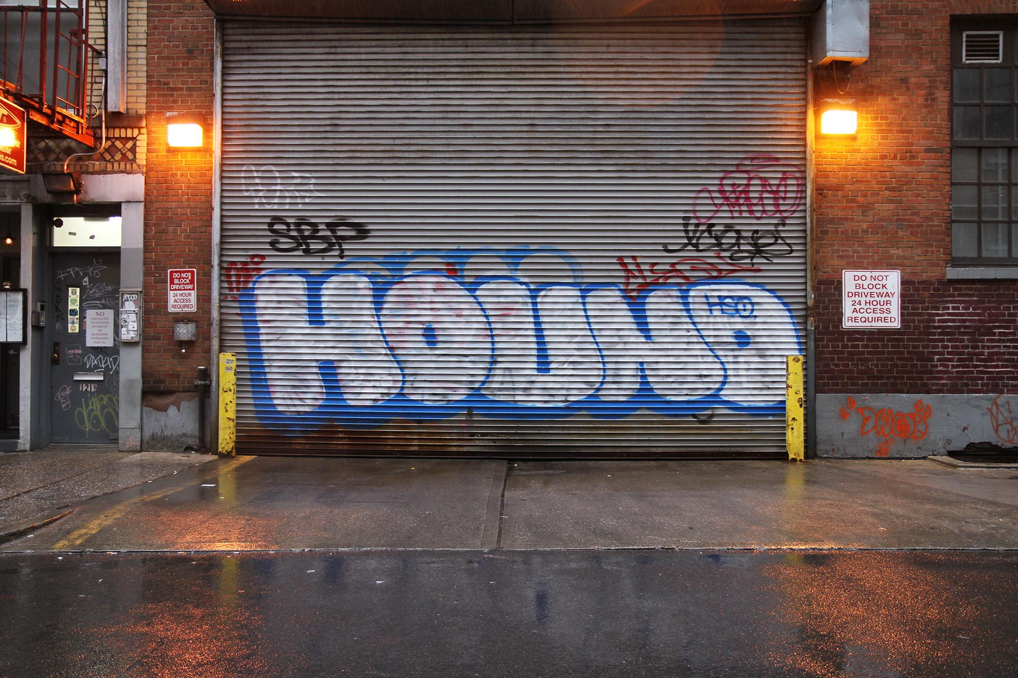 Hound, May 2019, New York City