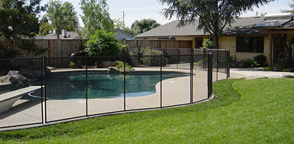 POOL FENCE (REMOVABLE)