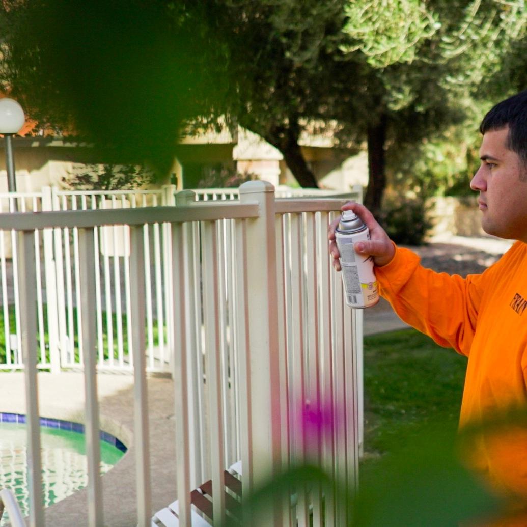 We also repair pool fencing!