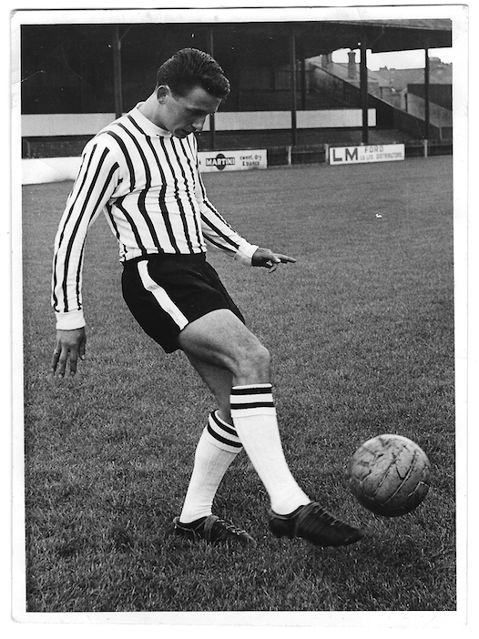 An afternoon to forget for GT in Grimsby's black and white.