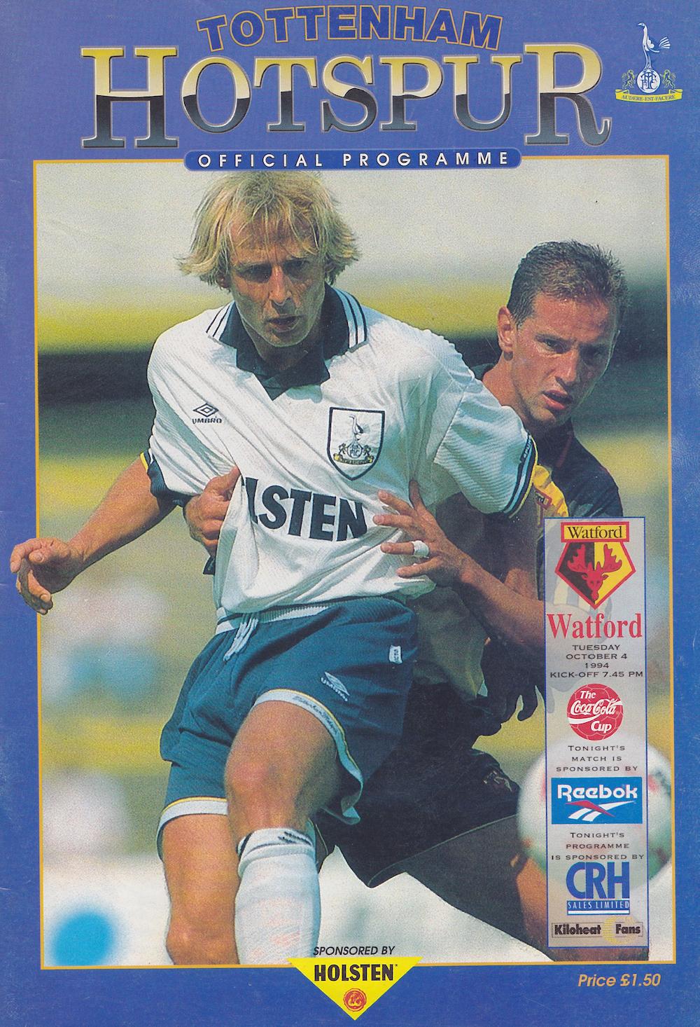 Spurs programme 94.jpg