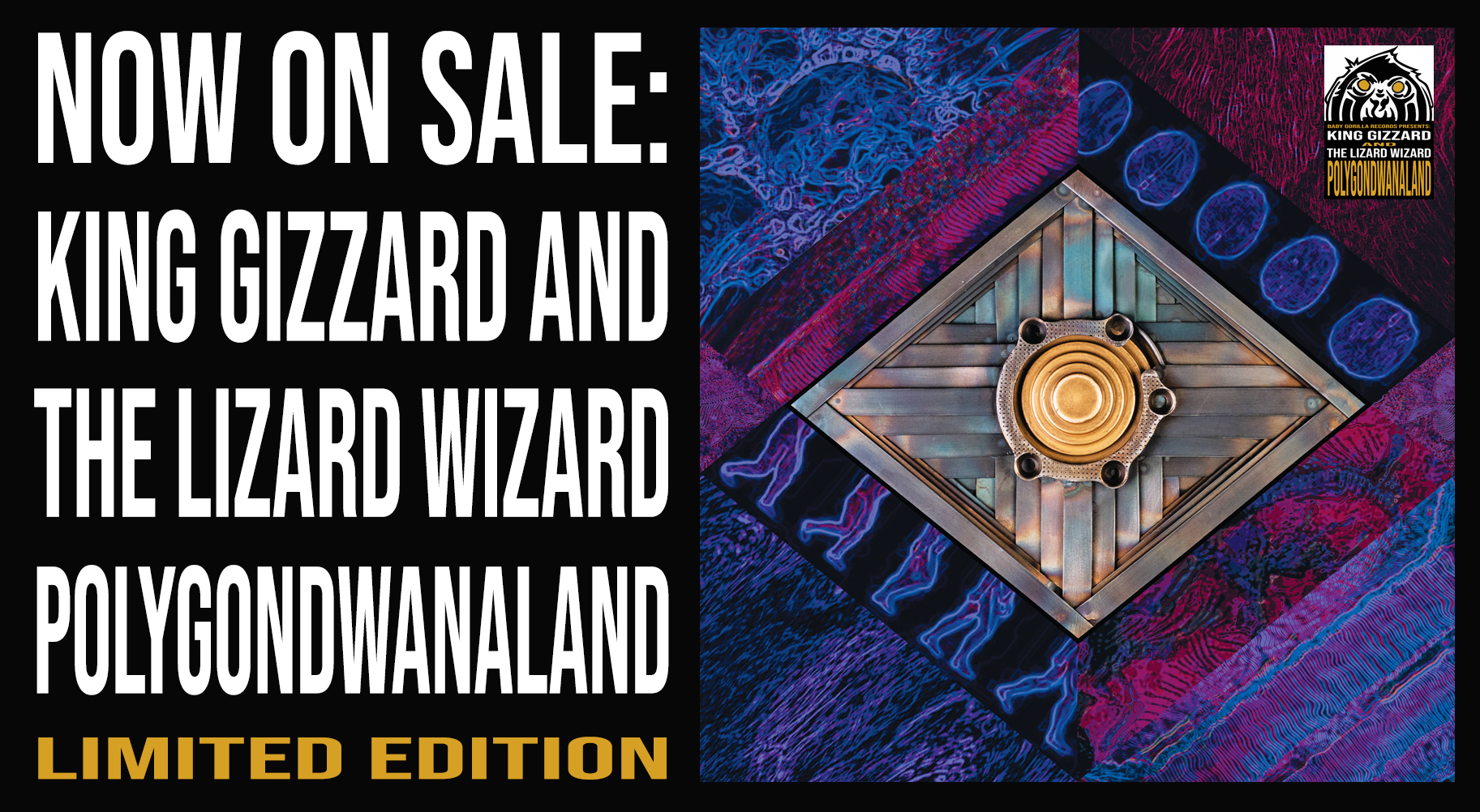 Polygondwanaland - Sale